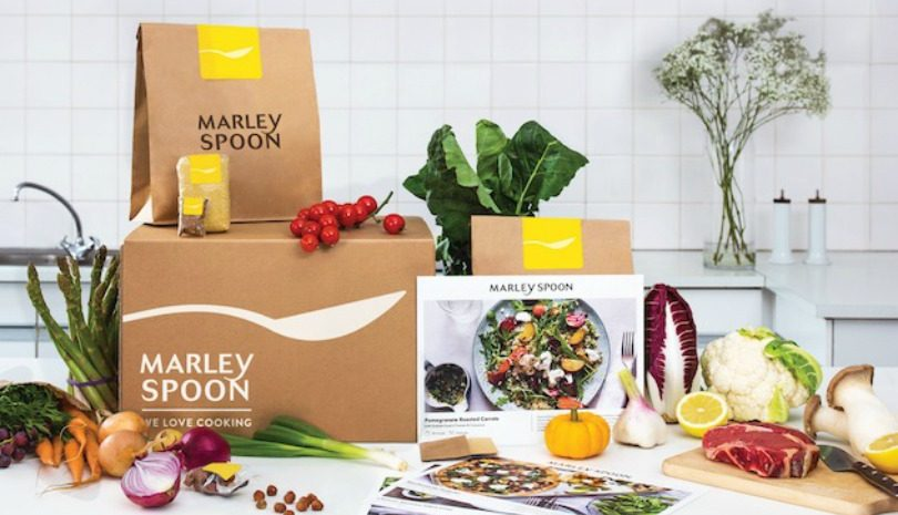 MARLEY SPOON– THE CHOICE OF FOOD ENTHUSIASTS